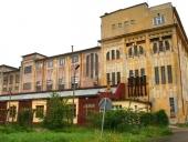 Dawny budynek firmy