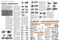 """Złącza Unicon Sp. z o.o. w czasopiśmie """"Świat Radio"""""""