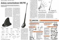 Anteny samochodowe FM w mediach