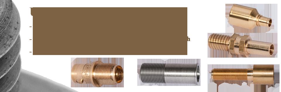 Usługi obróbki metali